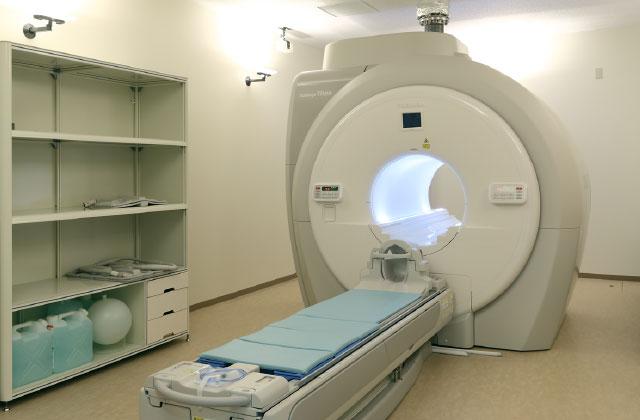 MRI(磁気共鳴診断装置)