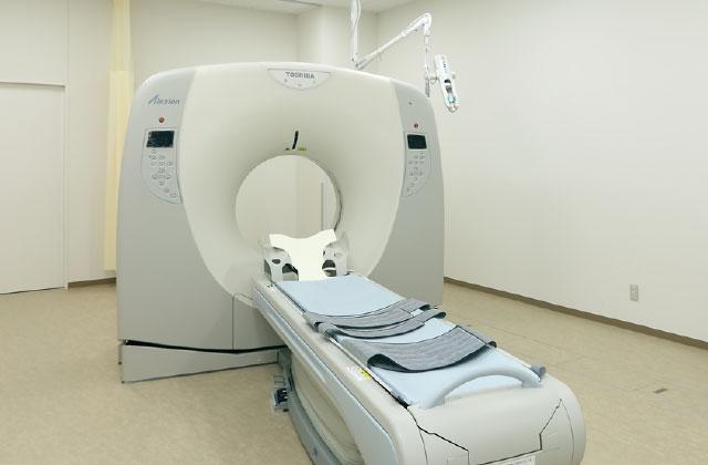 CT(コンピューター断層撮影装置)