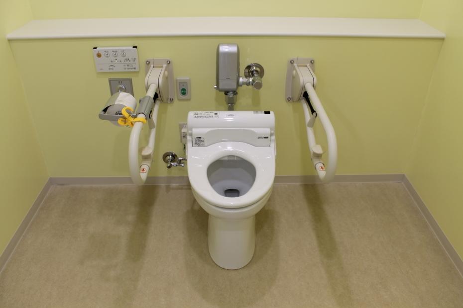 リハ室トイレ